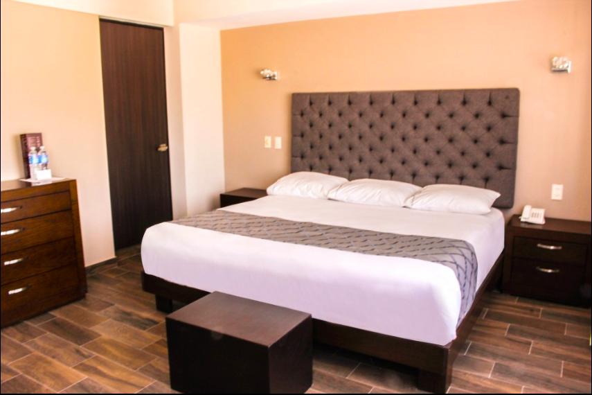 Habitacion Hotel Señorial -0