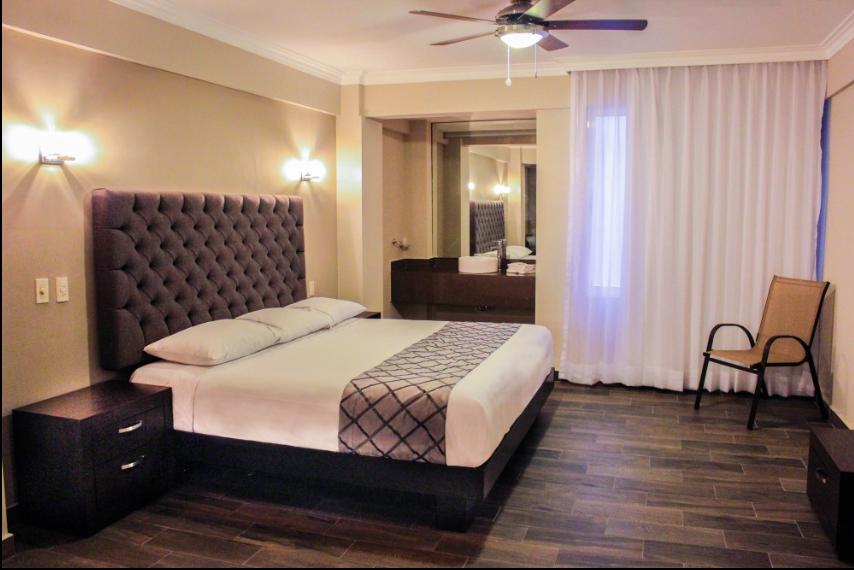Habitacion Hotel Señorial -1