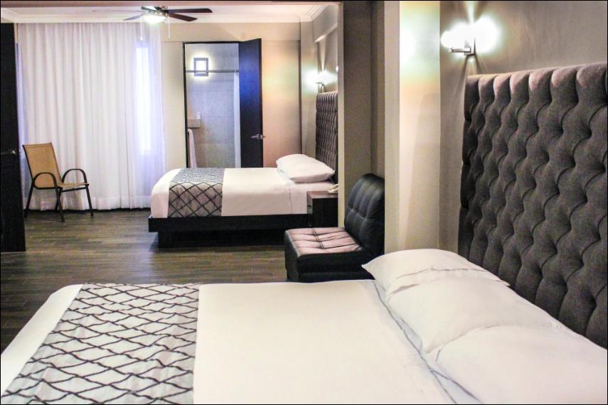 Habitacion Hotel Señorial -2