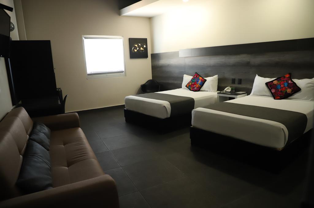 Suite con sofá
