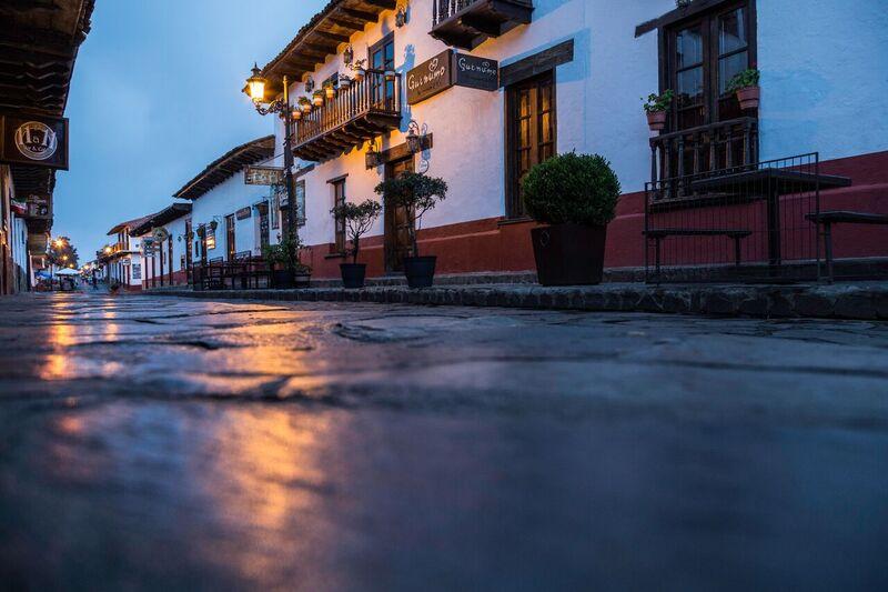 Hotel Sierra Mazamitla