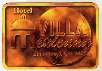 Hotel Villa Mexicana Zihuatanejo